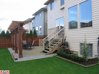 "Photo 10: 21017 83A Avenue in Langley: Willoughby Heights House for sale in ""YORKSON"" : MLS®# F1024577"