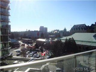 Photo 7: 603 708 Burdett Ave in VICTORIA: Vi Downtown Condo for sale (Victoria)  : MLS®# 561116