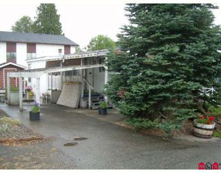 """Main Photo: 26 16039 FRASER Highway in Surrey: Fleetwood Tynehead Manufactured Home for sale in """"Fleetwood"""" : MLS®# F2823327"""