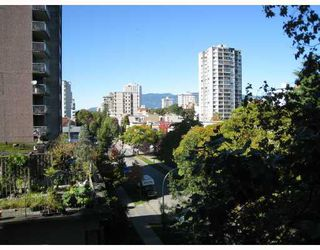 "Photo 6: 505 1720 BARCLAY Street in Vancouver: West End VW Condo for sale in ""LANCASTER GATE"" (Vancouver West)  : MLS®# V735512"