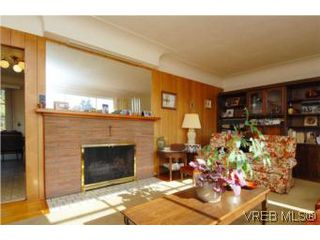 Photo 3: 1420 Simon Rd in VICTORIA: SE Mt Doug Single Family Detached for sale (Saanich East)  : MLS®# 486459