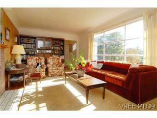 Photo 2: 1420 Simon Rd in VICTORIA: SE Mt Doug Single Family Detached for sale (Saanich East)  : MLS®# 486459