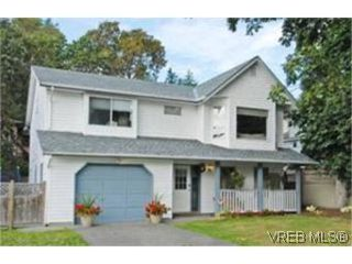 Photo 1: 3826 Mildred Street in VICTORIA: SW Strawberry Vale Single Family Detached for sale (Saanich West)  : MLS®# 253442