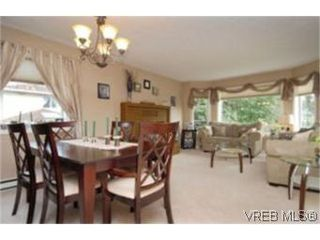 Photo 4:  in VICTORIA: SW Strawberry Vale House for sale (Saanich West)  : MLS®# 484579