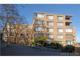 Photo 1: 307 2920 Cook St in VICTORIA: Vi Mayfair Condo for sale (Victoria)  : MLS®# 490244