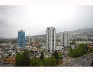 "Photo 10: 1810 1178 HEFFLEY Crescent in Coquitlam: North Coquitlam Condo for sale in ""Obelisk"" : MLS®# V764893"