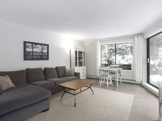 "Photo 3: 114 1844 W 7TH Avenue in Vancouver: Kitsilano Condo for sale in ""CRESTVIEW MANOR"" (Vancouver West)  : MLS®# R2427922"