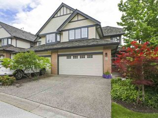 """Photo 1: 17 1765 PADDOCK Drive in Coquitlam: Westwood Plateau Townhouse for sale in """"Worthing Green"""" : MLS®# R2470789"""