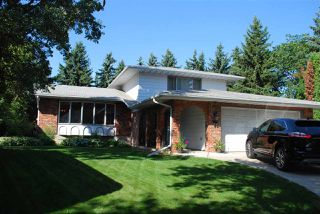 Photo 1: 11 GARCIA Place: St. Albert House for sale : MLS®# E4210883