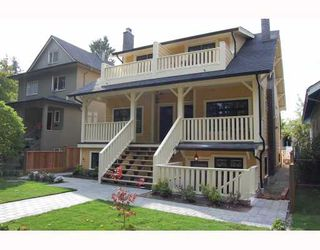 """Photo 1: 110 W 13TH Avenue in Vancouver: Mount Pleasant VW Townhouse for sale in """"MOUNT PLEASANT WEST"""" (Vancouver West)  : MLS®# V785699"""