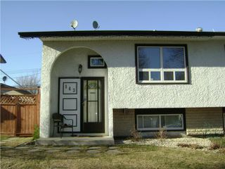 Photo 1:  in WINNIPEG: Transcona Residential for sale (North East Winnipeg)  : MLS®# 1005979