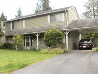 Photo 1: 624 VANESSA Court in Coquitlam: Coquitlam West House for sale : MLS®# V840797
