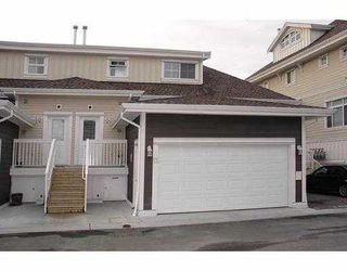 Photo 2: 13 4388 BAYVIEW ST in Richmond: Steveston South Townhouse for sale : MLS®# V574217