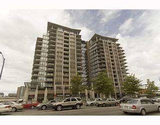 """Photo 1: 703 5811 NO 3 Road in Richmond: Brighouse Condo for sale in """"ACQUA"""" : MLS®# V728342"""