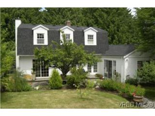 Photo 1: 1897 Dickson Ave in NORTH SAANICH: NS Airport House for sale (North Saanich)  : MLS®# 487985