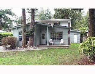 "Photo 1: 1415 DUNCAN Drive in Tsawwassen: Beach Grove House for sale in ""BEACH GROVE"" : MLS®# V751985"