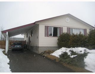 """Main Photo: 3986 ENEMARK Crescent in Prince_George: Pinewood House for sale in """"PINEWOOD"""" (PG City West (Zone 71))  : MLS®# N190659"""