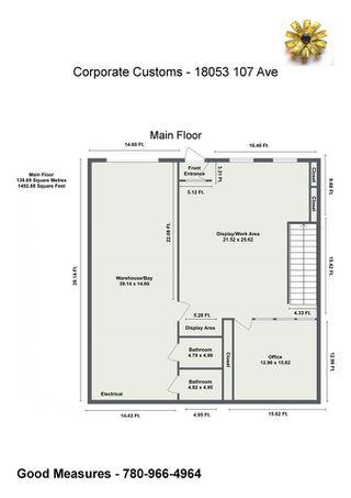 Photo 2: 18053 107 Avenue in Edmonton: Zone 40 Industrial for sale : MLS®# E4187402