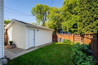 Photo 35: 88 Ruby Street in Winnipeg: Wolseley Residential for sale (5B)  : MLS®# 202016767