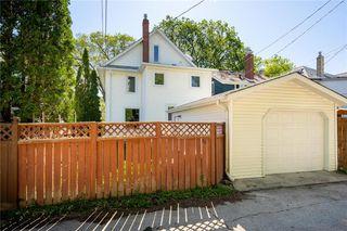 Photo 36: 88 Ruby Street in Winnipeg: Wolseley Residential for sale (5B)  : MLS®# 202016767