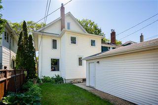 Photo 34: 88 Ruby Street in Winnipeg: Wolseley Residential for sale (5B)  : MLS®# 202016767