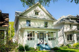 Photo 1: 88 Ruby Street in Winnipeg: Wolseley Residential for sale (5B)  : MLS®# 202016767