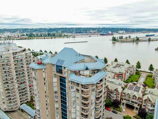 "Photo 25: 803 1235 QUAYSIDE Drive in New Westminster: Quay Condo for sale in ""Riviera"" : MLS®# R2479535"
