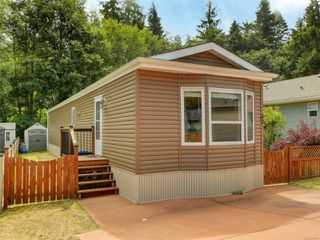 Photo 1: 37 7109 West Coast Rd in : Sk John Muir Manufactured Home for sale (Sooke)  : MLS®# 854027