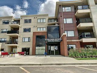 Photo 1: 401 5001 Eton Boulevard: Sherwood Park Condo for sale : MLS®# E4215127