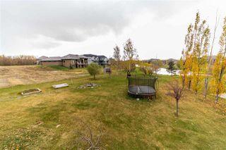Photo 37: 70 Greystone Drive: Rural Sturgeon County House for sale : MLS®# E4218217