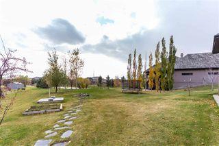 Photo 42: 70 Greystone Drive: Rural Sturgeon County House for sale : MLS®# E4218217