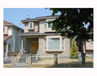 "Photo 1: 623 W 20TH Avenue in Vancouver: Cambie House for sale in ""DOUGLAS PARK"" (Vancouver West)  : MLS®# V799341"