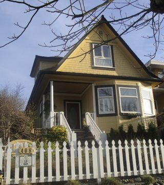 """Photo 27: 408 E 2ND Street in North Vancouver: Lower Lonsdale House for sale in """"THE JONES RESIDENCE"""" : MLS®# V806455"""