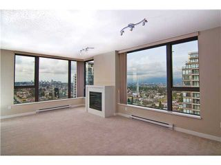 """Photo 2: 2502 7063 HALL Avenue in Burnaby: Highgate Condo for sale in """"EMERSON"""" (Burnaby South)  : MLS®# V852453"""