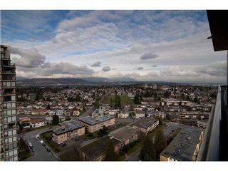 """Photo 9: 2502 7063 HALL Avenue in Burnaby: Highgate Condo for sale in """"EMERSON"""" (Burnaby South)  : MLS®# V852453"""