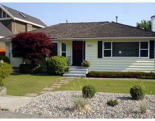 Photo 1: 5191 CALDERWOOD in Richmond: Lackner House for sale : MLS®# V771728