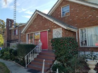 Main Photo: SAN DIEGO House for sale : 3 bedrooms : 3517 E St