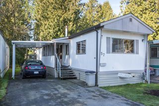 "Main Photo: 57 21163 LOUGHEED Highway in Maple Ridge: Southwest Maple Ridge Manufactured Home for sale in ""Val Marie"" : MLS®# R2437603"