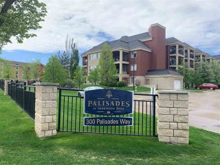 Photo 1: 334 300 PALISADES Way: Sherwood Park Condo for sale : MLS®# E4193154