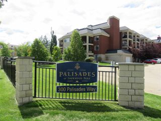 Photo 35: 334 300 PALISADES Way: Sherwood Park Condo for sale : MLS®# E4193154