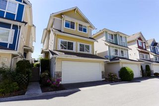 """Main Photo: 54 1108 RIVERSIDE Close in Port Coquitlam: Riverwood Townhouse for sale in """"HERITAGE MEADOWS"""" : MLS®# R2459663"""