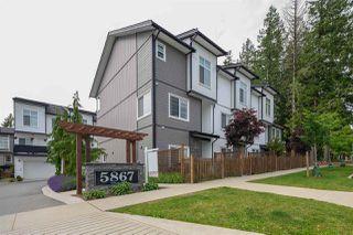 Photo 1: 62 5867 129 STREET in Surrey: Panorama Ridge Townhouse for sale : MLS®# R2467474