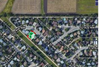 Main Photo: 5218 125 Street NW in Edmonton: Zone 15 Vacant Lot for sale : MLS®# E4220991