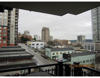 "Photo 10: 605 833 AGNES Street in New Westminster: Downtown NW Condo for sale in ""THE NEWS"" : MLS®# V803624"