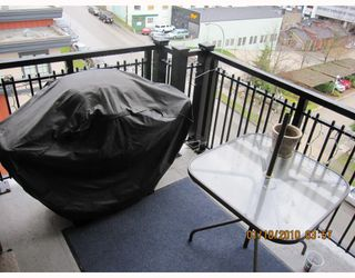 "Photo 9: 605 833 AGNES Street in New Westminster: Downtown NW Condo for sale in ""THE NEWS"" : MLS®# V803624"