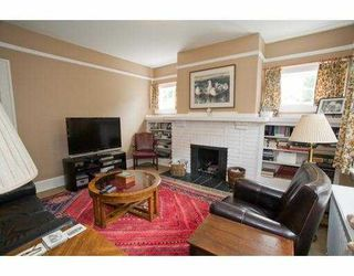 Photo 8: 1658 W 28TH Avenue in Vancouver: Shaughnessy House for sale (Vancouver West)  : MLS®# V821276