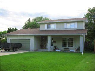Photo 1: 19 GREENSBORO Bay in WINNIPEG: Fort Garry / Whyte Ridge / St Norbert Residential for sale (South Winnipeg)  : MLS®# 1013229