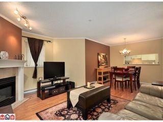 Photo 3: 115 16137 83RD Avenue in Surrey: Fleetwood Tynehead Condo for sale : MLS®# F1023841