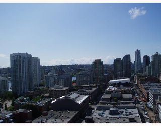 "Photo 5: 2010 977 MAINLAND Street in Vancouver: Downtown VW Condo for sale in ""YALETOWN PARK 3"" (Vancouver West)  : MLS®# V729730"