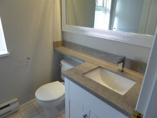 """Photo 12: 7 2538 PITT RIVER Road in Port Coquitlam: Mary Hill Townhouse for sale in """"RIVER COURT"""" : MLS®# R2392778"""